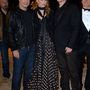 John Travolta, Quentin Tarantino és Uma Thurman a Ponyvaregény 20-ik évfordulójára rendezett ünnepségen
