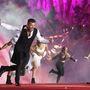 Ricky Martin is fellépett a Life Ball-on