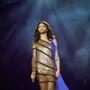 Conchita Wurst, az idei Eurovíziós Dalfesztivál győztese ismét elsöprő sikert aratott - szakállas nőként ebben a közegben egyáltalán nem is volt feltűnő