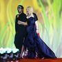 Courtney Love is végig vonult a színpadon