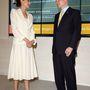 Angelina Jolie és William Hague brit külügyminiszter