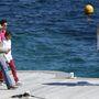 Antonio Banderas és A Nő, még a Cannes-i Filmfesztivál alatt