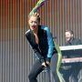 Májusban lépett fel ebben a telepi szettben Rita Ora Glasgow-ban.