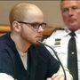 A fiatalember a bíróságon