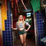 Brazil prostituált a vöröslámpás negyedben