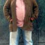 Mitch Jones 143 kg körül volt, amikor a legkövérebb volt