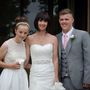 Claire Atkins két nagyobbik gyerekével