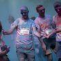Ilyen volt a második budapesti Color Run