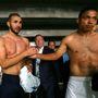Karim Benzema (Franciaország, balra)