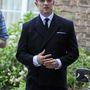 Tom Hardy öltönyben forgatja a Legend című filmet Londonban