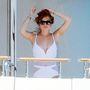 Lindsay Lohan üdül