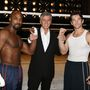 Terence Archie, Michael Buffer, valamint Andy Karl