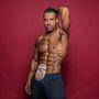 Blake Beckford fitneszmodellként