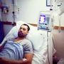 Blake Beckford így nézett ki a kórházban