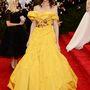Májusban a Metropolitan Museum of Art gálán a hercegnő stílusra szavazott.