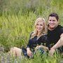Kassandra Sadker és Craig Nichols lánykérős fotói