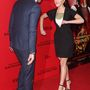 A New York-i premieren Liam Hemsworth-szel hülyül.