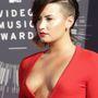 Demi Lovato kockáztatott
