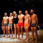 Új-Zéland válogatott rögbijátékosai is modellkednek egyet