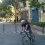 Nem olyan egyértelmű ráfordulni biciklivel