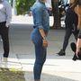 Jennifer Lopez Bronxban járt