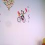 A gender neutral rajz megvan, viszont a biztonságos biciklizést nem próbálják a gyerekek tudatalattijába táplálni