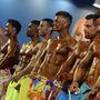 Az Arnold Classic Europe nevű testépítő-bajnokság Madridban szeptember végén