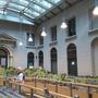 Egy Andrássy úti palotában rendezték be a hatalmas terepasztalt.