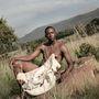 A júniusi modell: Sibusiso Nzima