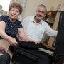 Charlie és Madge Pallett életükben először utaztak külföldre. Hogy ez miért érdekes? A brit pár a 90. életéve felett jár.