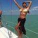 A bikiniben nemcsak lángosozni, hanem szirénpózokat felvenni is lehet