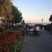 Alósőrsön főleg az idősek szórakoztak, akik boldogan hallgatták a tóparti jazzkoncertet