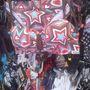 Geometriai mintás bikinit, szívecskéset, csillagosat is talál, rengeteg színben. 7000 forintért kaphatja meg.