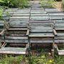 Ha egy lyukba ül, a megmaradt lécekre teheti a nachost.