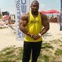 Cedric McMillan és az óriás karja