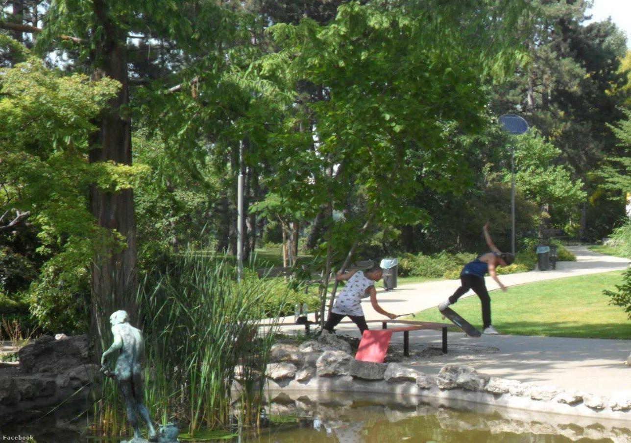 zuglói japánkert nyitvatartás