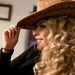 Jelmezt nem tudtak ráerőltetni, de egy cowboy kalapot azért magára vett