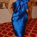 Az ajándékcsomagnak öltözött Kerry Katona