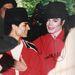 Farkas Sándor és Michael Jackson