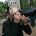 Japán turista + II. Erzsébet + fényképezőgép = Hiba
