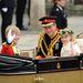Harry herceg is átért a Buckingham palotába.