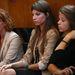 Stohl családja az ítéletet hallgatva