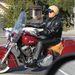 Arnold Schwarzenegger az egyik motorján a sok közül - Indian Chief