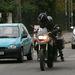 Brad Pitt motorjával Budapesten - BMW F800GS