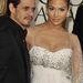 Jennifer Lopez Marc Anthonyval az idei Golden Globe-on. Jókedvűek, mint két haslövéses