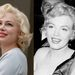 Michelle Williams és Marilyn Monroe