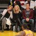 2012. január: Barátnőjével kedden elmentek a Lakers meccsre, ahol nagyon jól szórakoztak, a bizonytalan tartalmú itallal is remekül eljátszadoztak