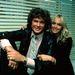Első feleségével, Catherine Hicklanddal öt évig, 1989-ig tartott a házassága
