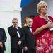 Bujtor István özvegye átvette férje Kiss Ernő-díját