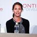 Christy Turlington egy konferencián idén júniusban